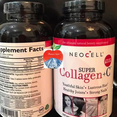 Collagen Neocell Mỹ