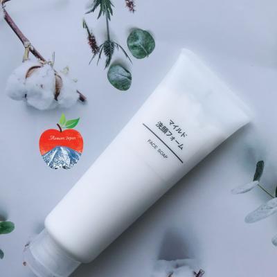 Sữa rửa mặt Muji Face Soap Nhật Bản