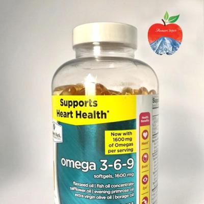 Omega 369 Support Heart Health 1600mg MỸ