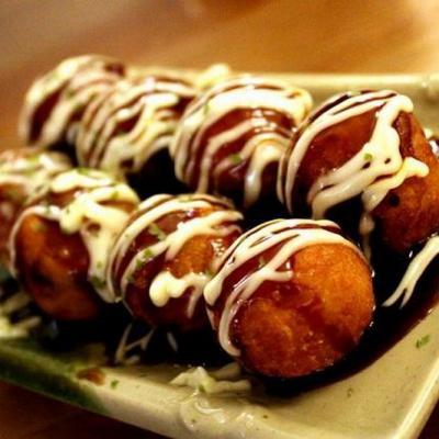 """Văn hóa """"takoyaki"""""""